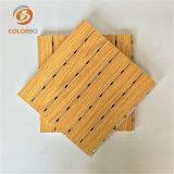 Comitato acustico del legname di legno di alta qualità per la decorazione interna
