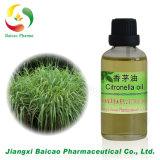 Olie van de Citronellaolie van 100% Zuivere Natuurlijke 8000-29-1