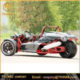 Open tweepersoonsauto 3 het Rennen van het Wiel van de Vierling 250cc/300cc Water Gekoeld van de Motor Epa- Certificaat van Trike Ztr