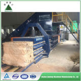 Compressor de empacotamento automático do papel Waste de venda direta
