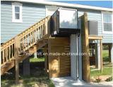 Le CE a reconnu le levage vertical hydraulique de plate-forme pour la maison