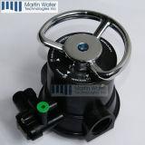 Klep van de Controle van de Waterontharder van de Systemen van de Behandeling van het water de Hand