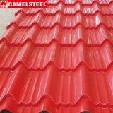 Il metallo del galvalume del materiale da costruzione colora il tetto