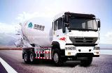 6X4 Driving TypeのSinotruk Golden Prince Concrete Mixer Truck