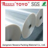 1280mm*4000m de cinta de goma de mascar adhesivo acrílico BOPP