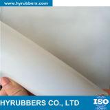 Strato trasparente a temperatura elevata della gomma di silicone di Resisitant con il formato ed il colore su ordinazione