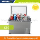 12V DC Solar Portable Mini congélateur pour camion, voiture, bateau, camping