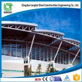 Estrutura de aço Forma especial