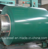루핑 장 색깔을%s PPGI/Prepainted에 의하여 직류 전기를 통한 강철은 강철 코일을 입혔다