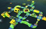 Kommerzieller aufblasbarer Aqua-Park des heißen Verkaufs-2015