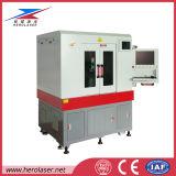 Machine de découpage concevante d'outre-mer de laser d'or de contrôleur de Fscut de source de fibre d'Ipg