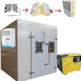 Quarto de congelação de Cold Storage Chamber para mariscos
