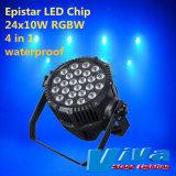 18X10W RGBW Éclairage extérieur haut et bas (QC-LP022B)
