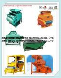 Verticale Permanente Magnetische Separator voor Chemisch product/Coal/Grain