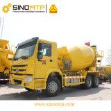 Camion concreto del miscelatore di transito di marca 8m3 di Sinotruk HOWO con il motore 371HP