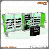 Cabina de aluminio del braguero de la exposición durable caliente de la venta