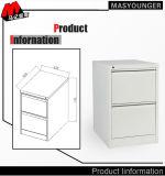 100% gaveta aberta de aço vertical 2 gavetas de arquivamento