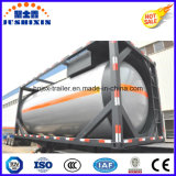 40FT 20FT 22.5cbm ISO Powder Tank Container 20FT Container Bulk / Granel Coal Tank Container