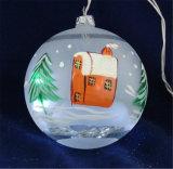 Luz de bola de vidro com LED para luz de decoração (IL109021)