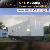 Casa modular de montagem fácil da construção de aço do tempo de serviço longo