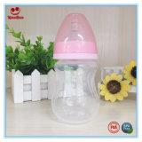 Form-Baby-führende Flasche des Lichtbogen-180ml im breiten Stutzen
