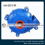 Pompe centrifuge de boue d'équipement minier