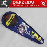 Racket van het Badminton van de Vezel van de douane 3u 675mm de Professionele