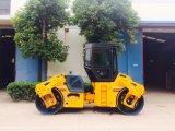 中国10トンの油圧二重ドラム振動の道のコンパクター(JM810H)