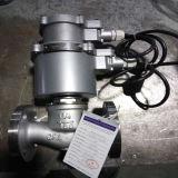 Elettrovalvola a solenoide resistente a temperatura elevata della flangia (YCDC41)