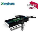 Sigaretta elettronica di vendita pazzesca di Vape della penna 044 dell'atomizzatore E-Puro portatile di Cbd