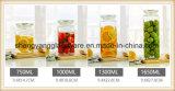 De Container van het Flessenglas van het Glas van de Kruik van de Opslag van het Glas van China Voor de Toepassing van de Keuken