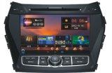2 DIN Écran tactile DVD de voiture avec GPS, l'iPod pour Hyundai IX45