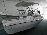 Liya 5,1 m a 7,6m Panga Pesca barcos de fibra de vidrio.
