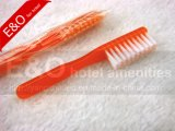 Escova de dentes PE pequena pequena para prisioneiro