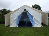 بوليستر فينيل [ترب] لأنّ كارثة طارئ [رفوج رليف] خيمة جيش جيش خيمة