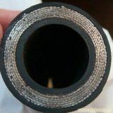 Sechs Stahlhydraulischer Schlauch der draht-Spirale-SAE100 R15/Gummischlauch