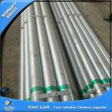 Iluminar as tubulações de aço galvanizadas ERW para a estrutura