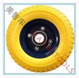 8 Zoll PU-Schaumgummi-Räder, 250-4 Polyurethan-Schaumgummi-Räder, Karren-Räder, Hilfsmittel-Räder