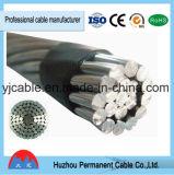 Conductores trenzados de la aleación de aluminio de Aasc, AAAC todos los conductores de la aleación de aluminio