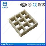 Couverture de trou d'homme appariée par drain de fibre de verre du Chinois En124