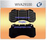 De Stootkussens van de rem voor Renault Midliner (WVA29100) 29090