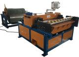 HVACのV/ダクト機械を作る長方形の自動生産ライン