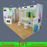 Изготовленный на заказ портативные модульные стены перегородки выставки торговой выставки