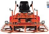 Type de Bartell de haute performance conduite concrète d'essence de 16.5kw/22.1HP 8blades sur la truelle de pouvoir (CE) Gyp-836