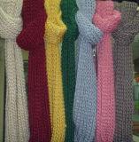 유행 뜨개질을 하는 스카프 (JN087)