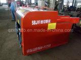 Sbj800b Nylontuch-scherende Maschinen-Nylonlappen-Ausschnitt-Maschine
