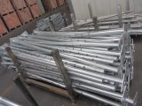 Heavy Duty ajustável Steel Shoring Prop Scaffold