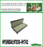 per Hyundai White Non-Woven Air Conditioner Filter (97030-H1742)