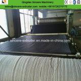 Plaque d'évacuation de l'eau de PE/HDPE/Tpo/PVC/chaîne production de panneau/feuille