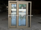 Roller Shutter를 가진 Customzied Double Glazing Aluminium Casement Window